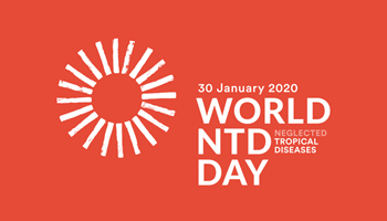 The World Scabies Program celebrates the second annual World NTD Day today